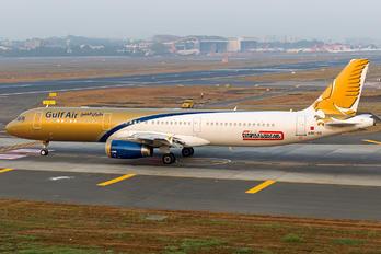 A9C-CC - Gulf Air Airbus A321