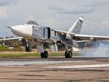 RF-34001 - Russia - Navy Sukhoi Su-24M aircraft