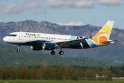 9A-BTH - Trade Air Airbus A320 aircraft