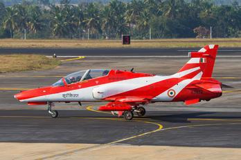 A3674 - India - Air Force British Aerospace Hawk 132