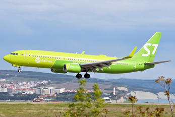 VP-BLD - S7 Airlines Boeing 737-800