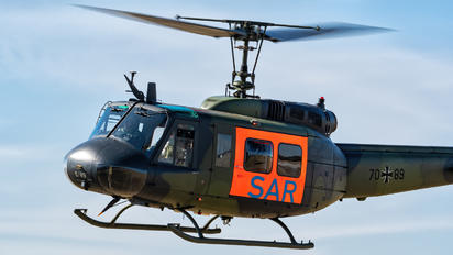 70+89 - Germany - Air Force Bell UH-1D Iroquois