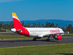 EC-MEG - Iberia Express Airbus A320