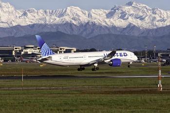 N29981 - United Airlines Boeing 787-9 Dreamliner