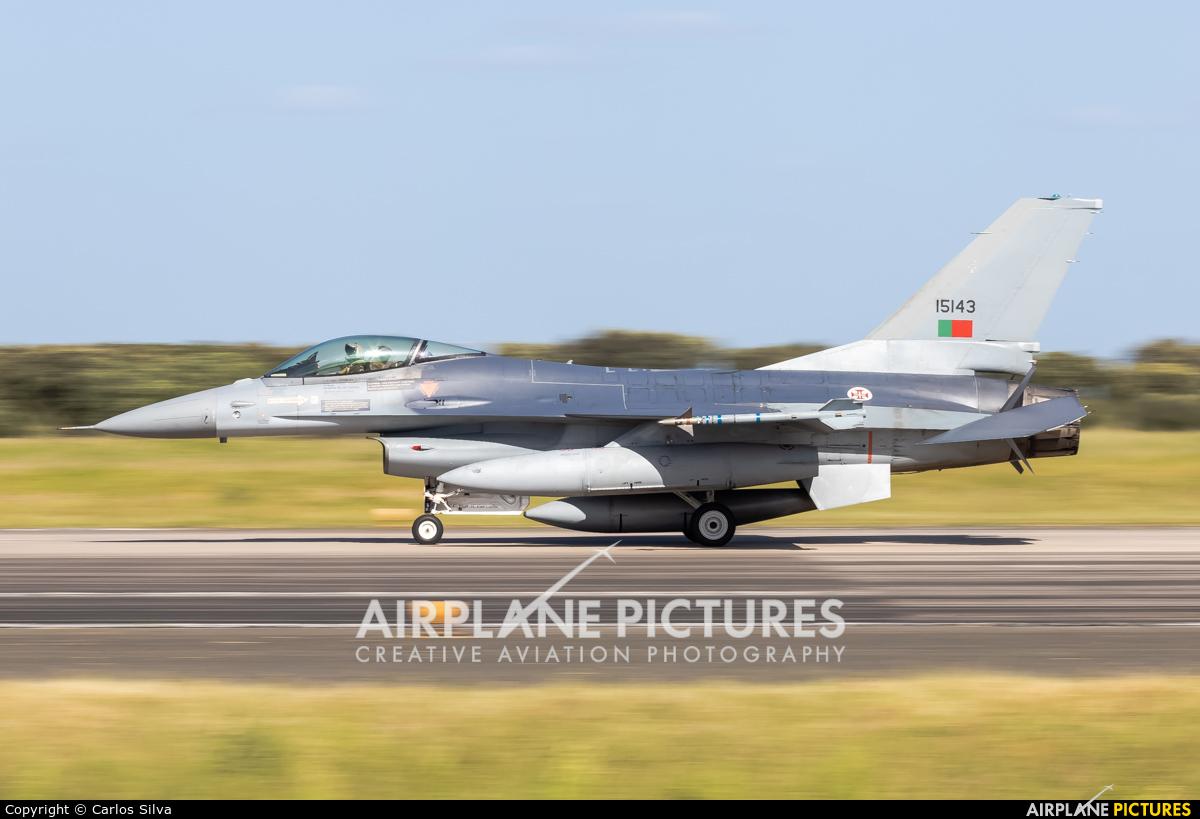 Portugal - Air Force 15143 aircraft at Beja AB