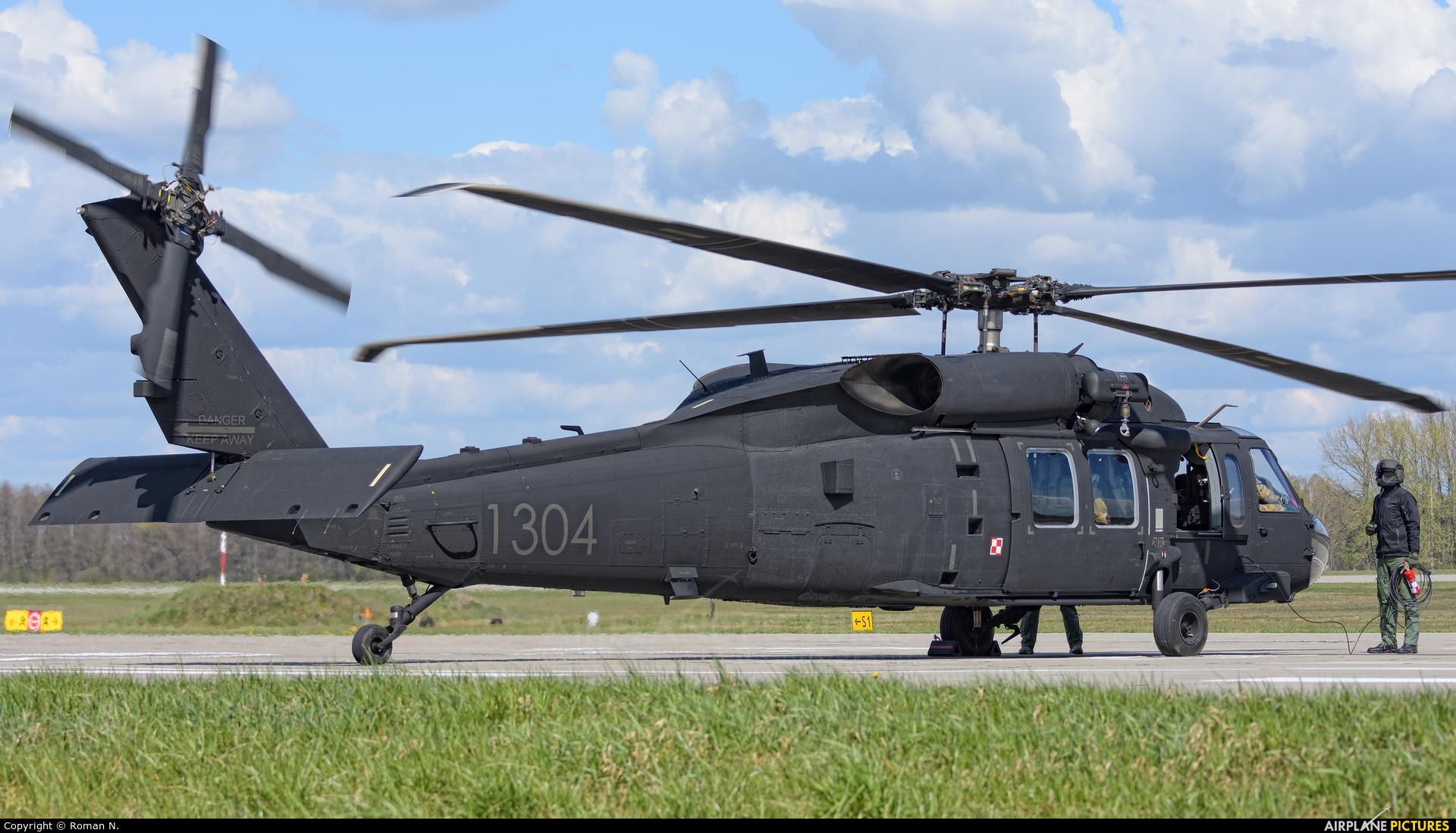 Poland - Air Force 1304 aircraft at Off Airport - Poland