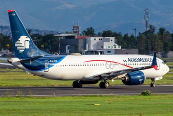 XA-SSR - Aeromexico Boeing 737-8 MAX