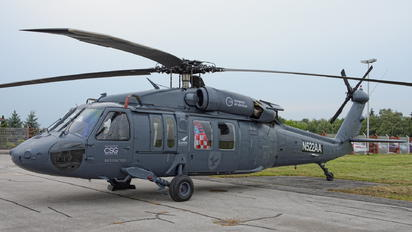 N522AA - Slovak Training Academy Sikorsky UH-60A Black Hawk