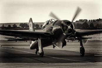 G-RUMM - The Fighter Collection Grumman F8F Bearcat