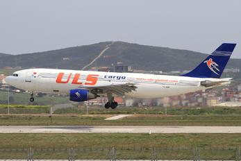 TC-ABK - ULS Cargo Airbus A300F