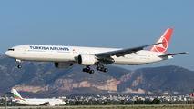 TC-LJJ - Turkish Airlines Boeing 777-300ER aircraft