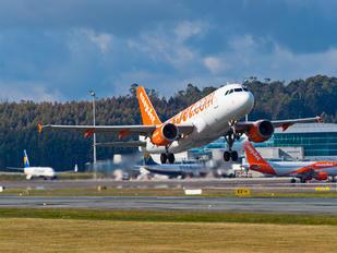 G-EZAK - easyJet Airbus A319