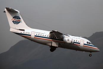 B-2701 - China Northwest Airlines British Aerospace BAe 146-100/Avro RJ70