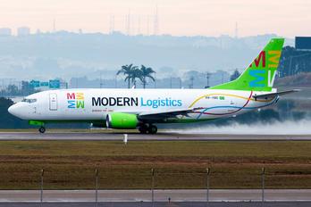 PP-YBD - Modern Logistics Boeing 737-300SF