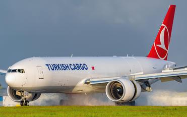 TC-LJS - Turkish Cargo Boeing 777F
