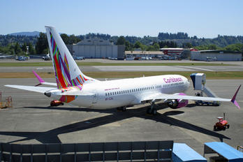 9Y-CAL - Caribbean Airlines  Boeing 737-8 MAX