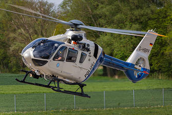D-HBPF - Germany - Police Eurocopter EC135 (all models)