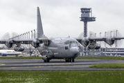 Austrian Air Force Hercules at Berlin - Brandenburg title=
