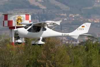 D-EFLH - Private Flight Design CT Supralight