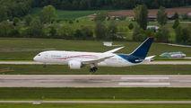 Comlux Aviation 787 at Zurich title=
