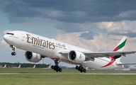 A6-ENL - Emirates Airlines Boeing 777-300ER aircraft