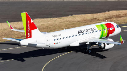 CS-TVI - TAP Portugal Airbus A320 NEO