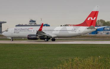 VP-BSO - Nordwind Airlines Boeing 737-800