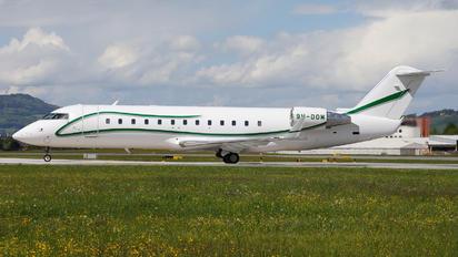 9H-DOM - AIR X Charter Canadair CL-600 Challenger 850