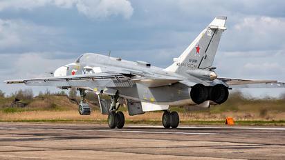 RF-34001 - Russia - Navy Sukhoi Su-24M