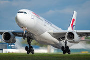 B-8863 - China Eastern Airlines Airbus A330-200 aircraft