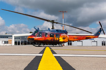 7308 - Germany - Air Force Bell UH-1D Iroquois