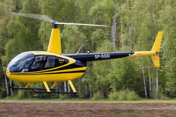 SP-SGG - Private Robinson R44 Raven I