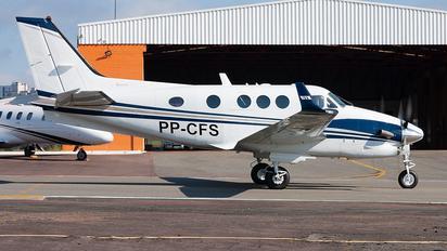 PP-CFS - Private Beechcraft 90 King Air