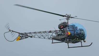 OE-XDM - Red Bull Bell 47