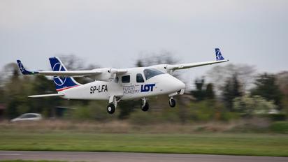 SP-LFA - LOT Flight Academy Tecnam P2006T
