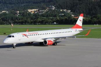 OE-LWB - Austrian Airlines/Arrows/Tyrolean Embraer ERJ-195 (190-200)