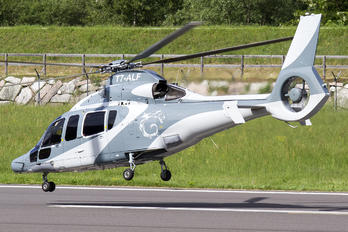 T7-ALF - Private Eurocopter AS365 Dauphin 2