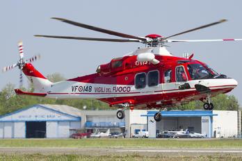 VF-148 - Italy - Vigili del Fuoco Agusta Westland AW139