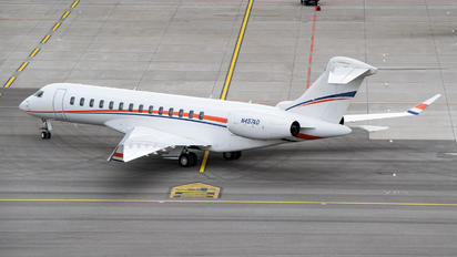 N457AD - Private Bombardier BD700 Global 7500