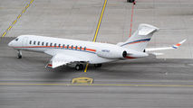 N457AD - Private Bombardier BD700 Global 7500 aircraft