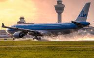 PH-AKF - KLM Airbus A330-300 aircraft
