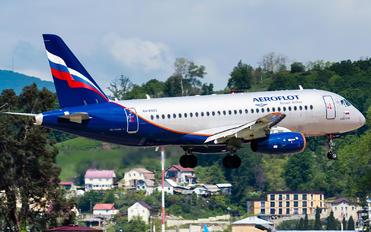 RA-89123 - Aeroflot Sukhoi Superjet 100