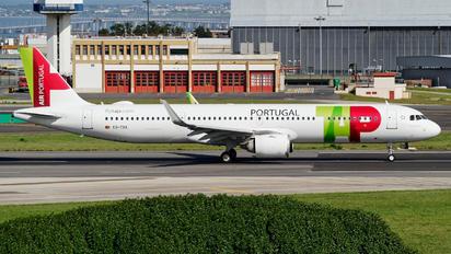 CS-TXA - TAP Portugal Airbus A321 NEO