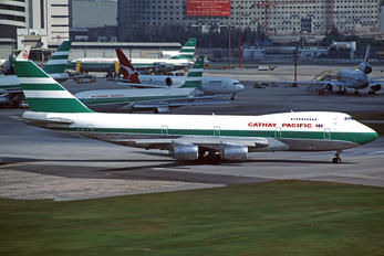 VR-HIA - Cathay Pacific Boeing 747-200