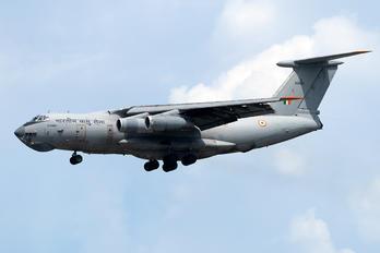 K2663 - India - Air Force Ilyushin Il-76 (all models)