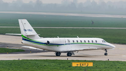 OK-UGJ - SmartWings Cessna 680 Sovereign