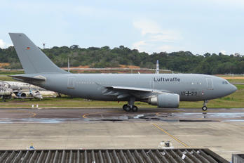10-23 - Germany - Air Force Airbus A310