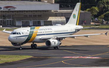 FAB2101 - Brazil - Government Airbus A319 CJ