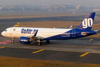 VT-WGQ - Go Air Airbus A320 NEO