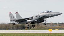 00-3001 - USA - Air Force McDonnell Douglas F-15E Strike Eagle aircraft